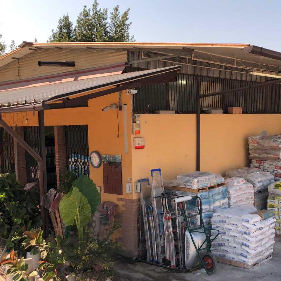 Eurofer Roma materiali per l'edilizia