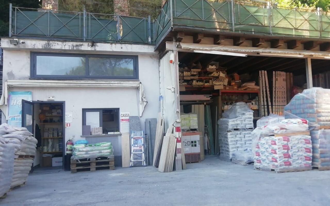 Eurofer Parioli materiale edile